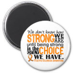 Multiple Sclerosis How Strong We Are