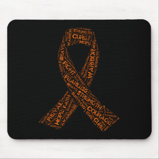 Multiple Sclerosis Ribbon Products Mouse Pad