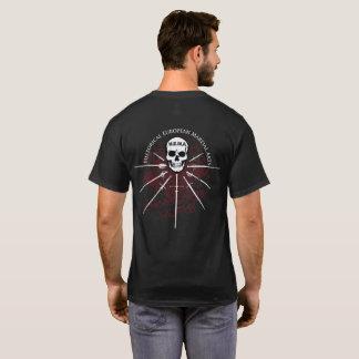 Multiple Swords and Skull T-Shirt