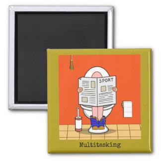 Multitasking Magnet