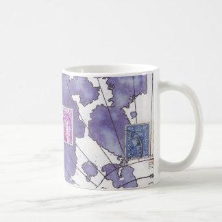 Multiverse Map #1 Basic White Mug