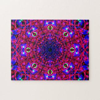 Multiverse Reality | Relaxation Mandala Jigsaw Puzzle