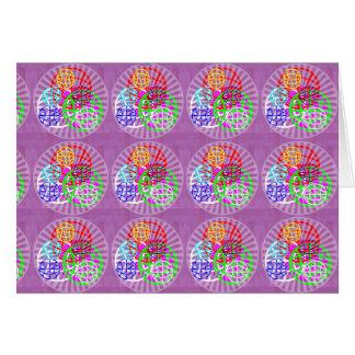 MULTIverse Universe Discovery NVN183 NavinJOSHI 99 Greeting Card