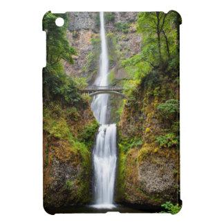 Multnomah Falls Along The Columbia River Gorge iPad Mini Cases