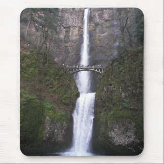 Multnomah Falls Photo Mouse Pad