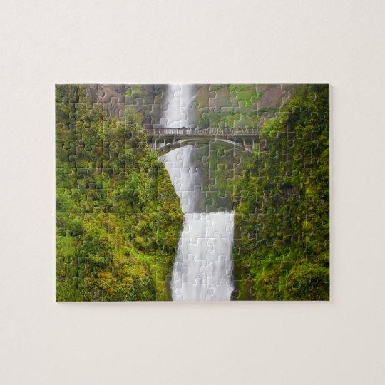 Multnomah Falls Puzzle