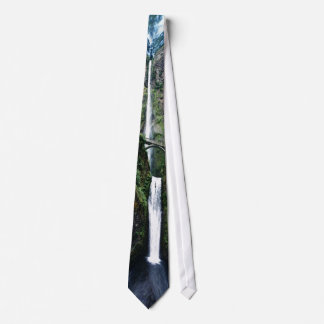 Multnomah Falls Waterfall Tie
