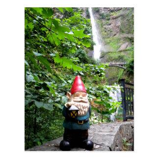 Multnomah Gnome III Postcard