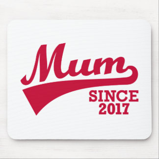 Mum 2017 mouse pad