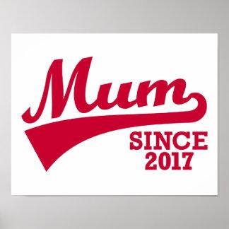 Mum 2017 poster