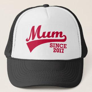 Mum 2017 trucker hat