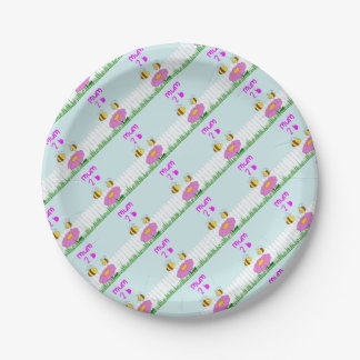 MUM 2 B PARTY SUPPLIES FOR THE BEST BABY SHOWER PAPER PLATE