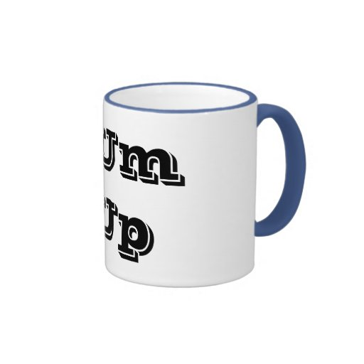 mUm cUp Coffee Mug