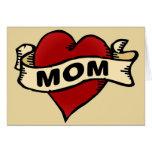 Mum Heart Tattoo