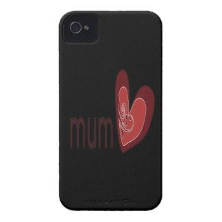 Mum iPhone 4 Case