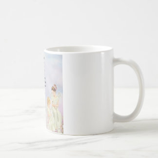 Mum Poem  - Angels & Kittens Design Coffee Mug