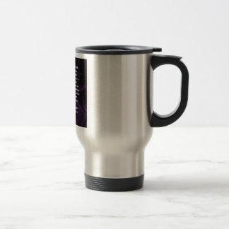 Mum Poem - Purple Silk Travel Mug