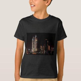 Mumbai India Skyline T-Shirt