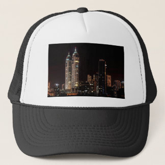 Mumbai India Skyline Trucker Hat