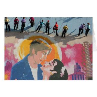 Mumbai poster painters card