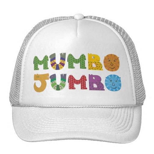 Mumbo Jumbo Mesh Hats
