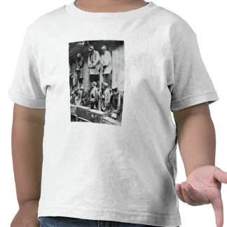 Mummies of catacomb in Palermo, Italy T Shirts