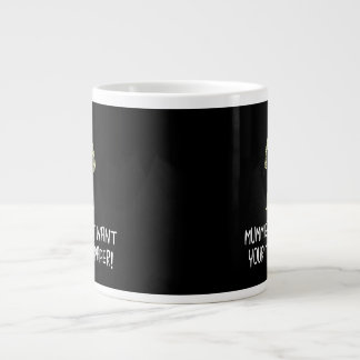 Mummies Want Toilet Paper Jumbo Mug