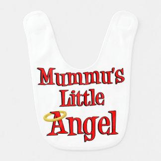 Mummu's Little Angel Bib