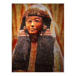 Mummy II Postcard