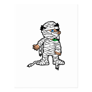 Mummy Postcards
