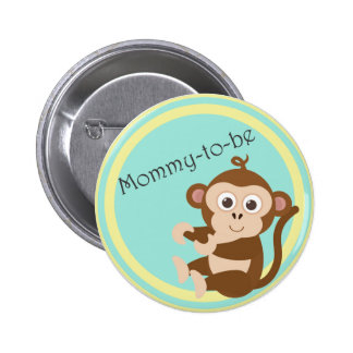 Mummy-to-be button