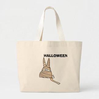 mummyilly, HALLOWEEN Canvas Bags