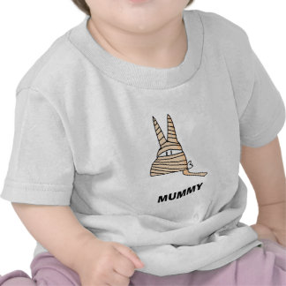 mummyilly, MUMMY Tshirts