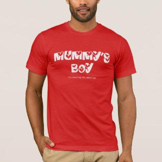 Mummy's boy T-Shirt