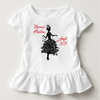 Mummy's Christmas Angel 2017 Toddler T-Shirt