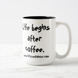 Mummy's Diner mug