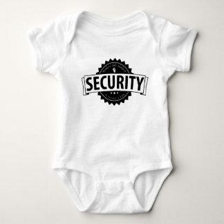 Mummy's Lil Security Baby Bodysuit