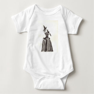 Mummy's Little Darling Baby Bodysuit