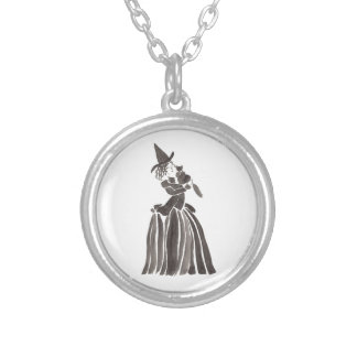 Mummy's Little Darling Silver Plated Necklace