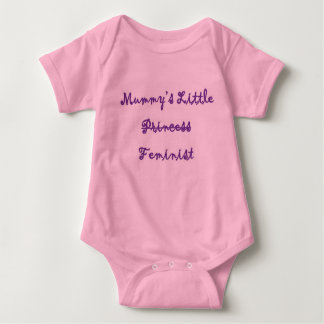 Mummy's Little Feminist Bodysuit