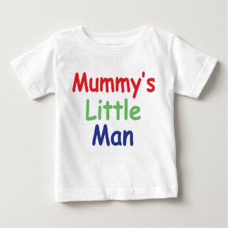 Mummy's Little Man T Shirt