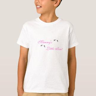 mummy's little pixie! t-shirts
