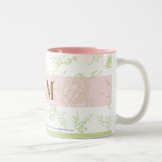 Mums_GreenEllies_Mug Two-Tone Coffee Mug