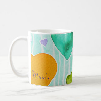 Mum's mug with love