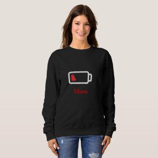 Mum's Tired Sweater