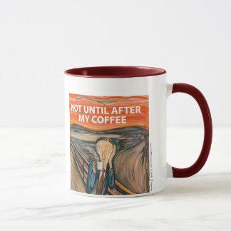 Munch Parody Mug