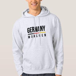 München Germany Hoodie