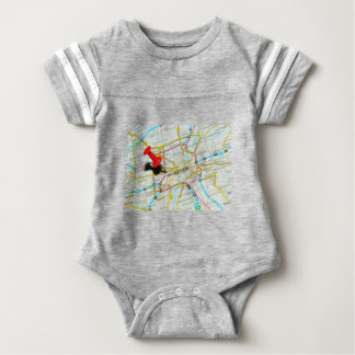 Munchen (Munich), Germany Baby Bodysuit