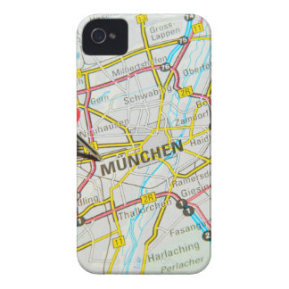 Munchen (Munich), Germany iPhone 4 Case-Mate Cases
