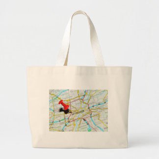Munchen (Munich), Germany Large Tote Bag